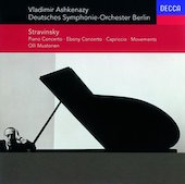 6. Stravinsky / Ebony concerto