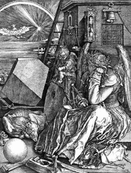 Albrecht Dürer, Melancolia