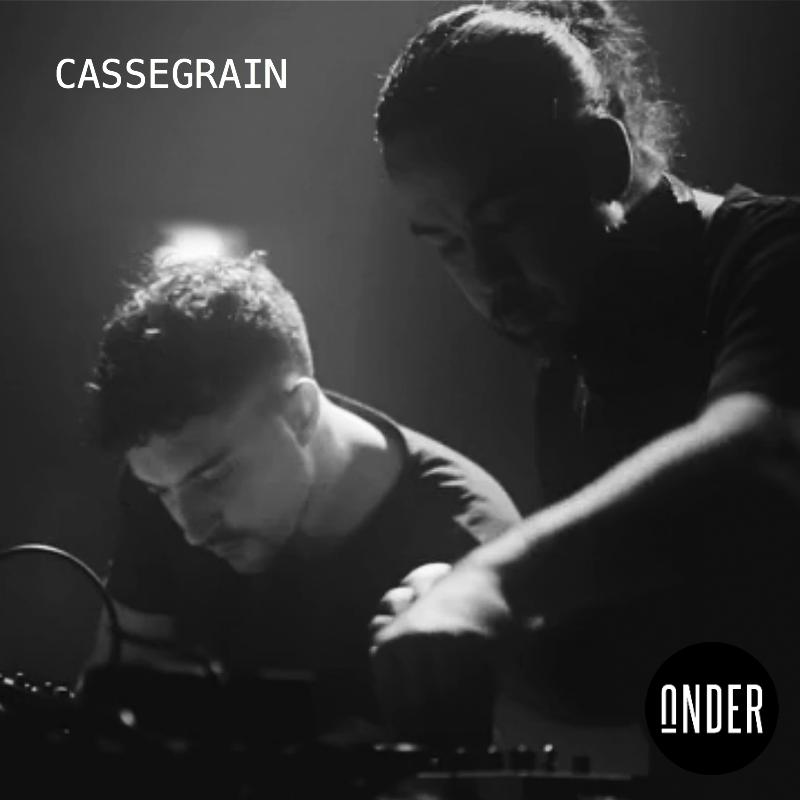 CASSEGRAIN // DJ (DE)