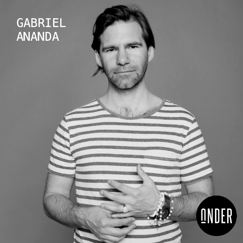 GABRIEL ANANDA // DJ (DE)
