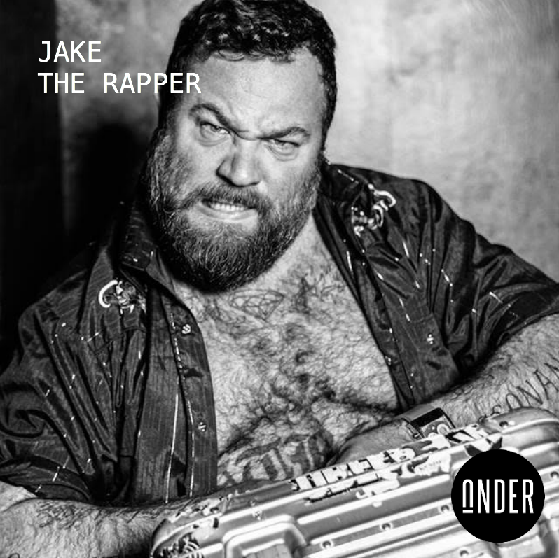 JAKE THE RAPPER // DJ (US)