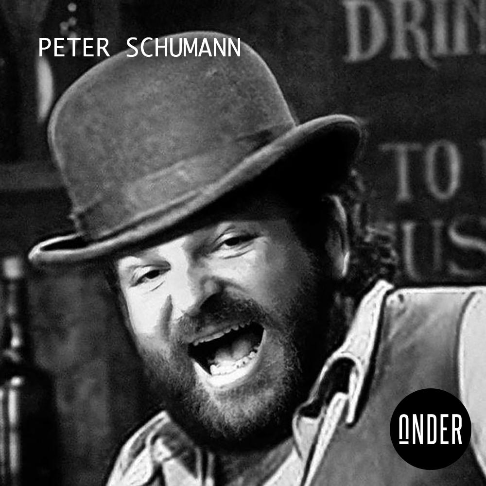 PETER SCHUMANN // DJ (DE)