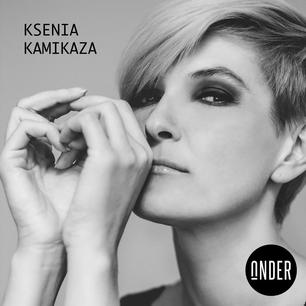 KSENIA KAMIKAZA // DJ (LV)