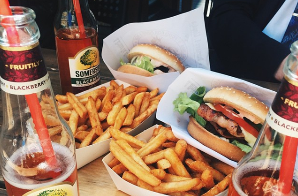 Delisnack //Burgers