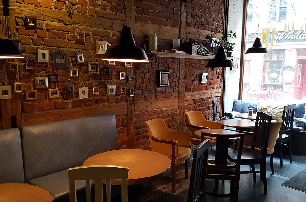 Kuuka Kafe //Coffe House