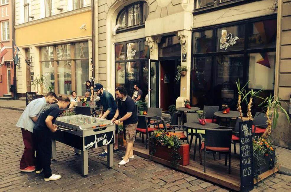 Omas Briljanti //Bar