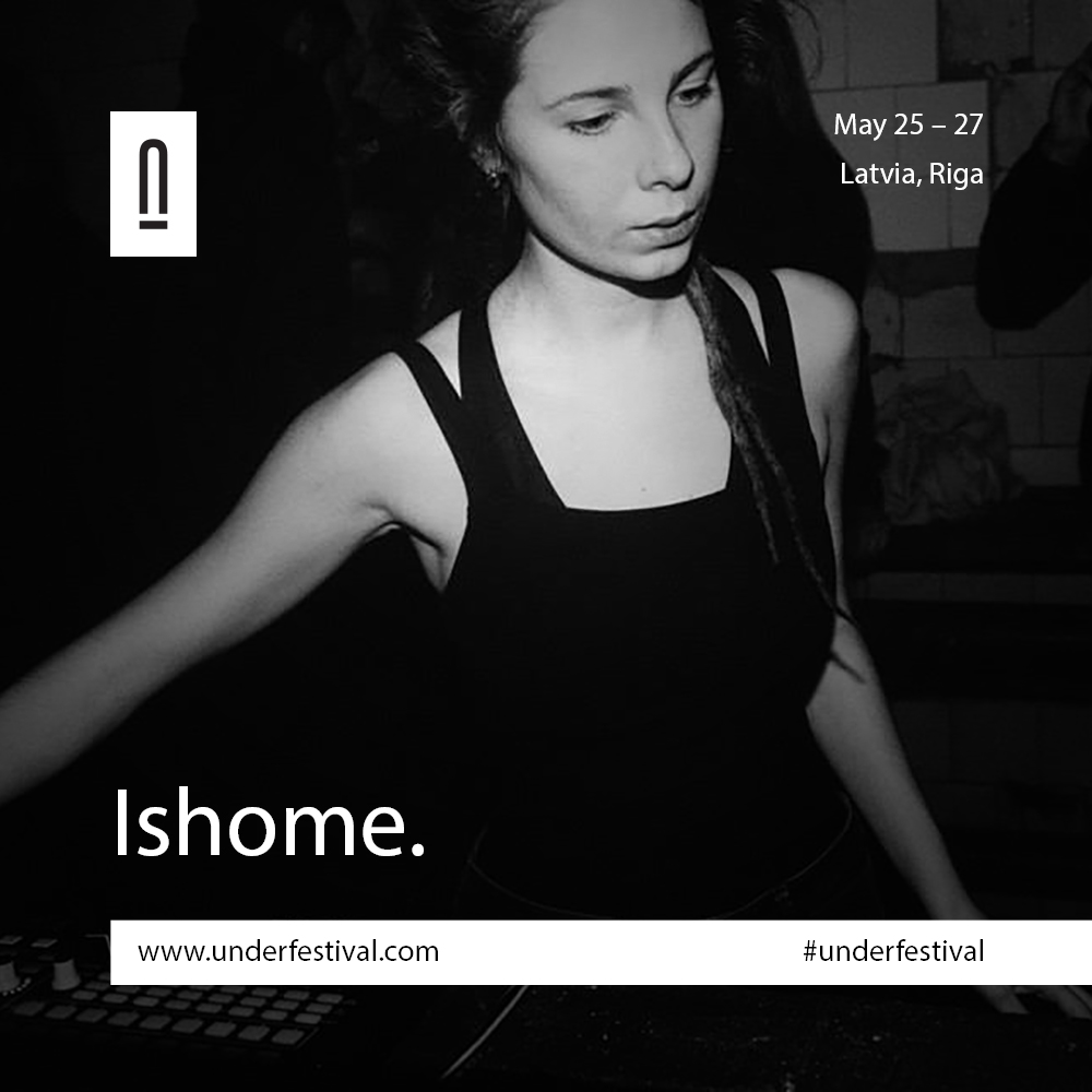 ISHOME [RU]
