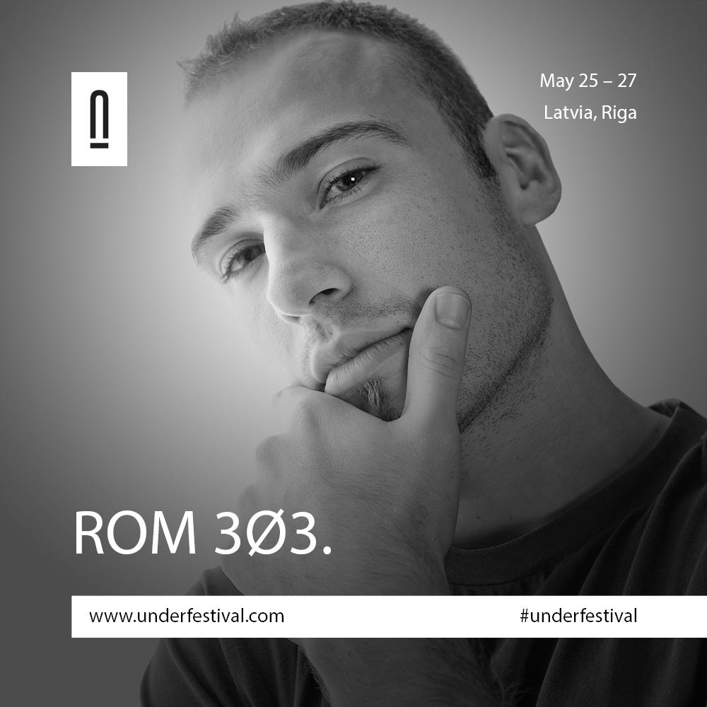 ROM 3Ø3 [FR]