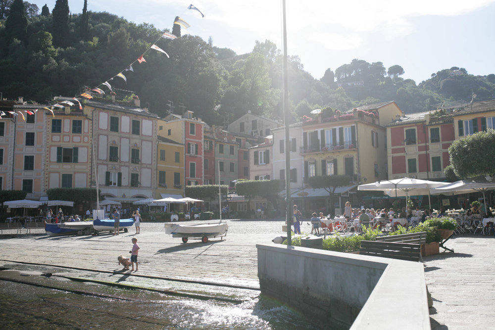 PORTOFINO: A GEM OF THE ITALIAN RIVIERA -