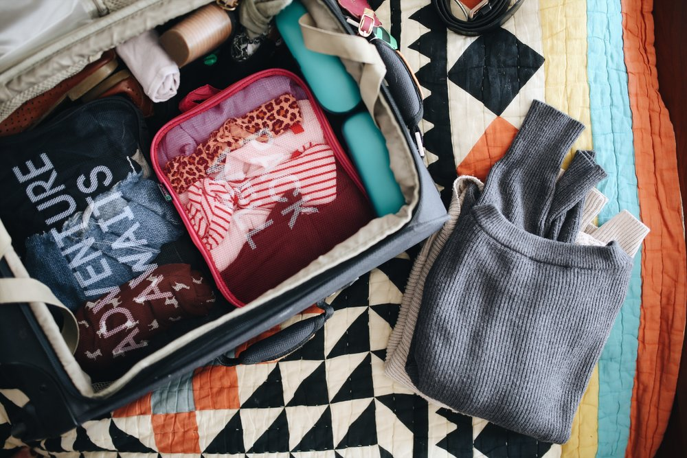 Packing Light: How + Why to Travel with Only a Carry-On -