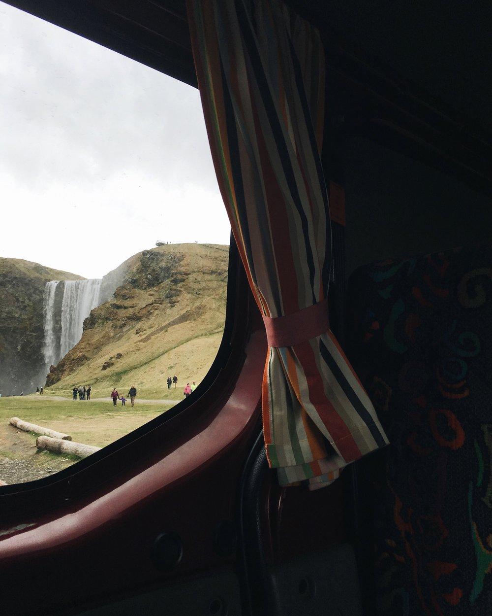 Van views
