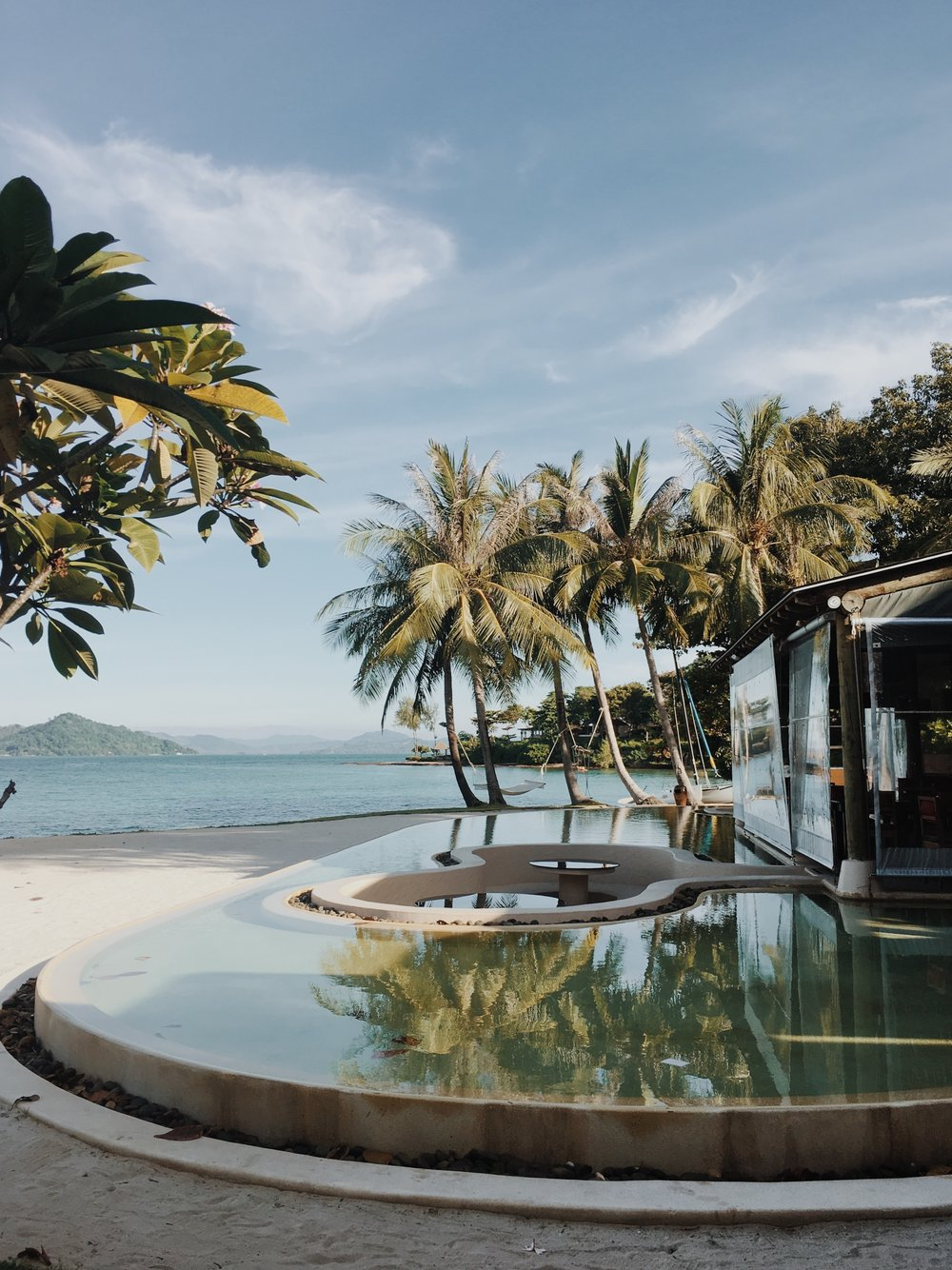 STAYING IN LUXURY AT THE NAKA ISLAND IN PHUKET -
