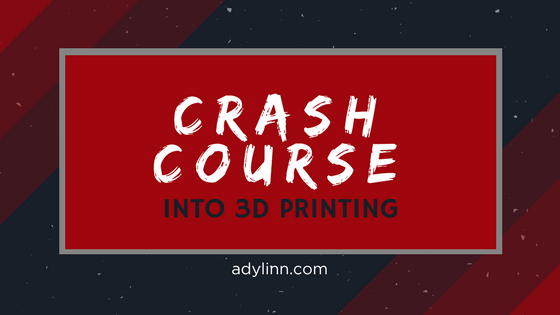 Free Email Series - For people new to or interested in 3D printing.