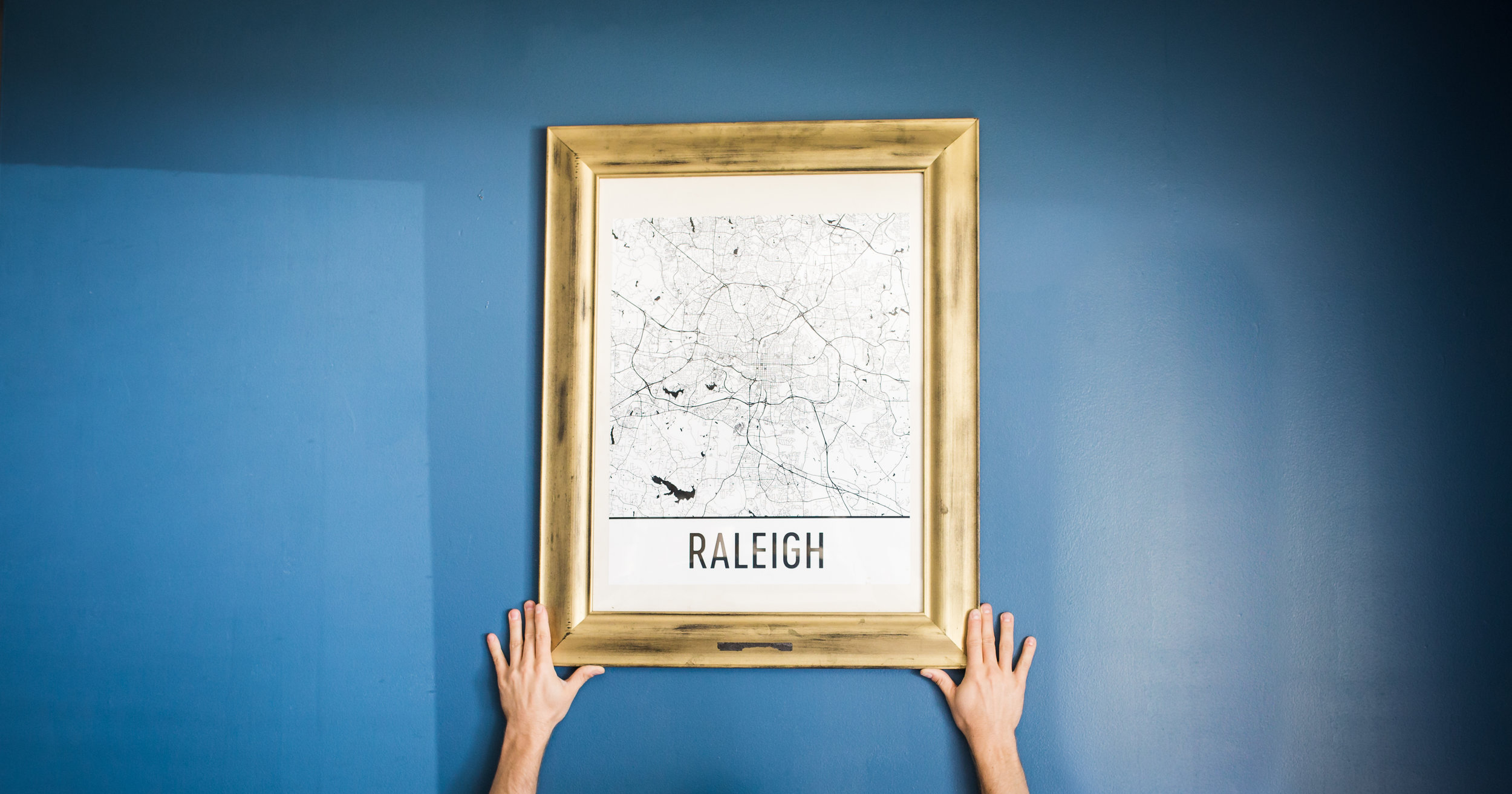Rooted Feature: Modern Map Art- Justin Rhoades- Raleigh NC — Upscale ...