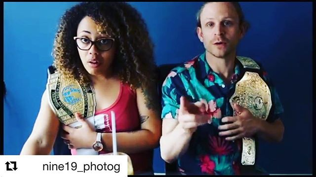 #Wrestlemania week is back! #linkinbio #Repost @nine19_photog with @get_repost ・・・ Our first #WrestlemaniaWeek video is up for 2018! @justyrhoades and I always enjoy doing this and are so pumped that we will be attending #Wrestlemania34 this year! Link to this video in @rooted_nc's bio!
