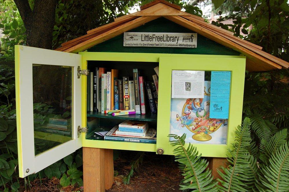 Bosbibliotheek