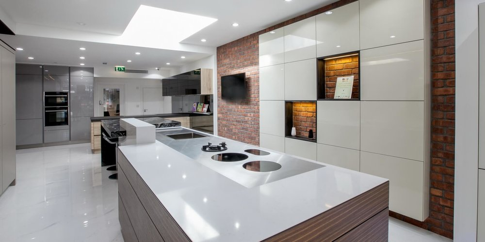 Warendorf Kitchen London Showroom 16x8