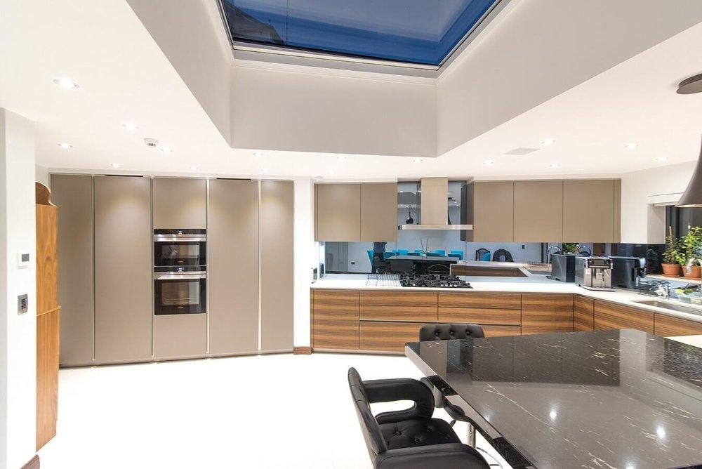 Warendorf Stanmore Kitchen — Moiety Kitchens