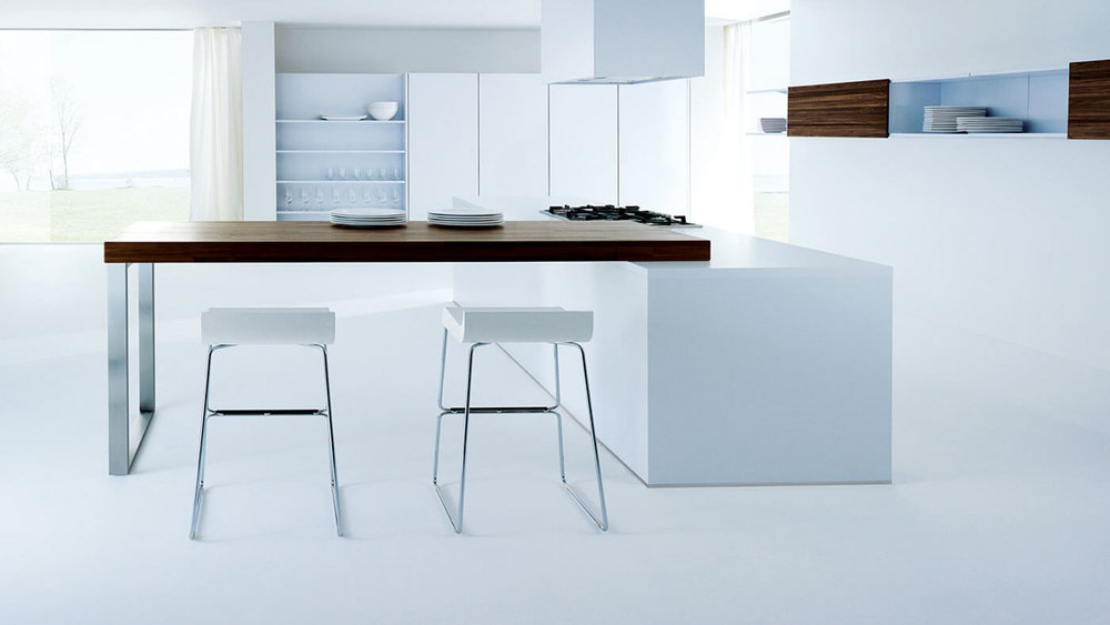 next125 stunning satin white kitchenjpg kuchen erfahrungen