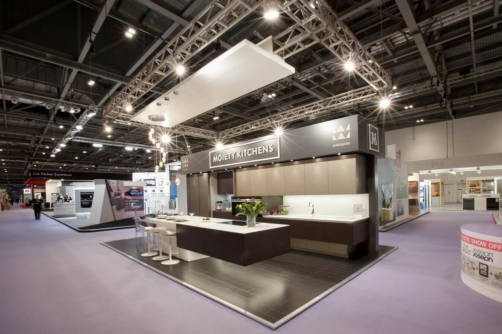 Warendorf Kitchen Grand Designs Show 2016