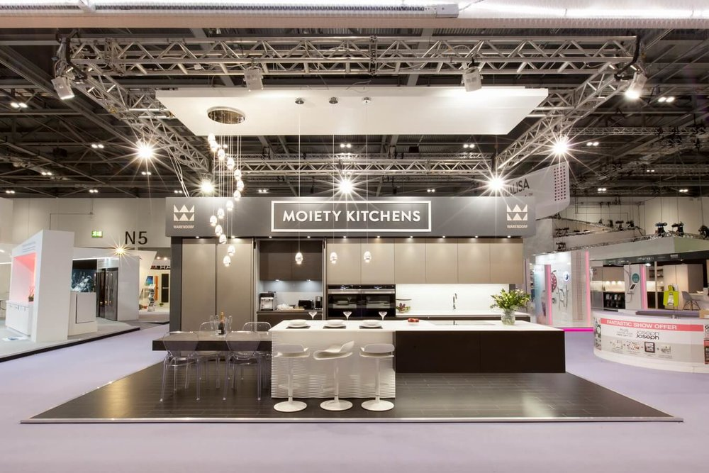 kitchen design exhibition a grand entrance at grand designs moiety kitchens 723