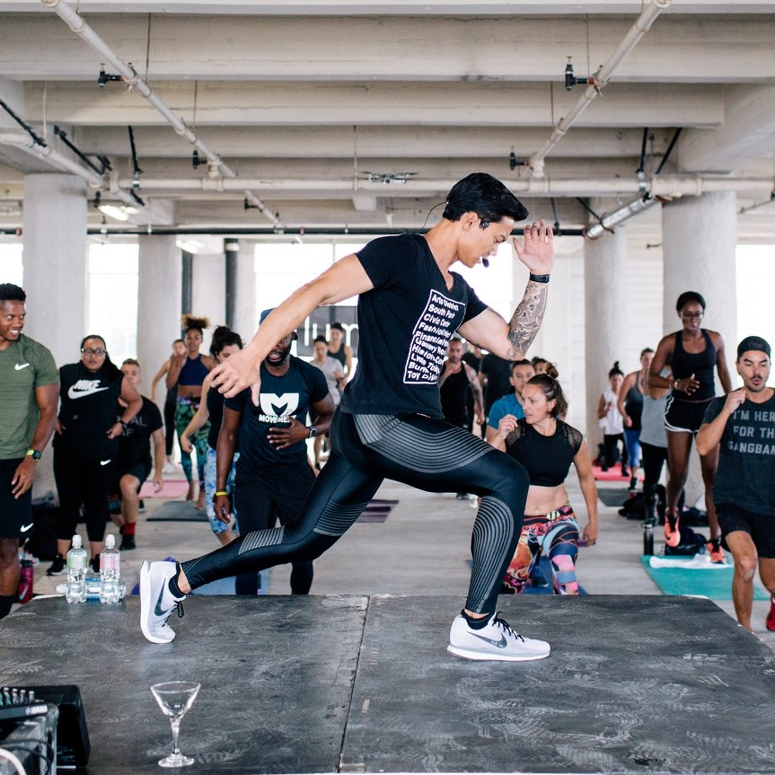 Heroic Instructors - As a community, we call upon our heroic instructors to give you the ultimate fitness and wellness tools. Past instructors include Nike Master Trainers, Celebrity Trainers, and Premiere Studio Owners.