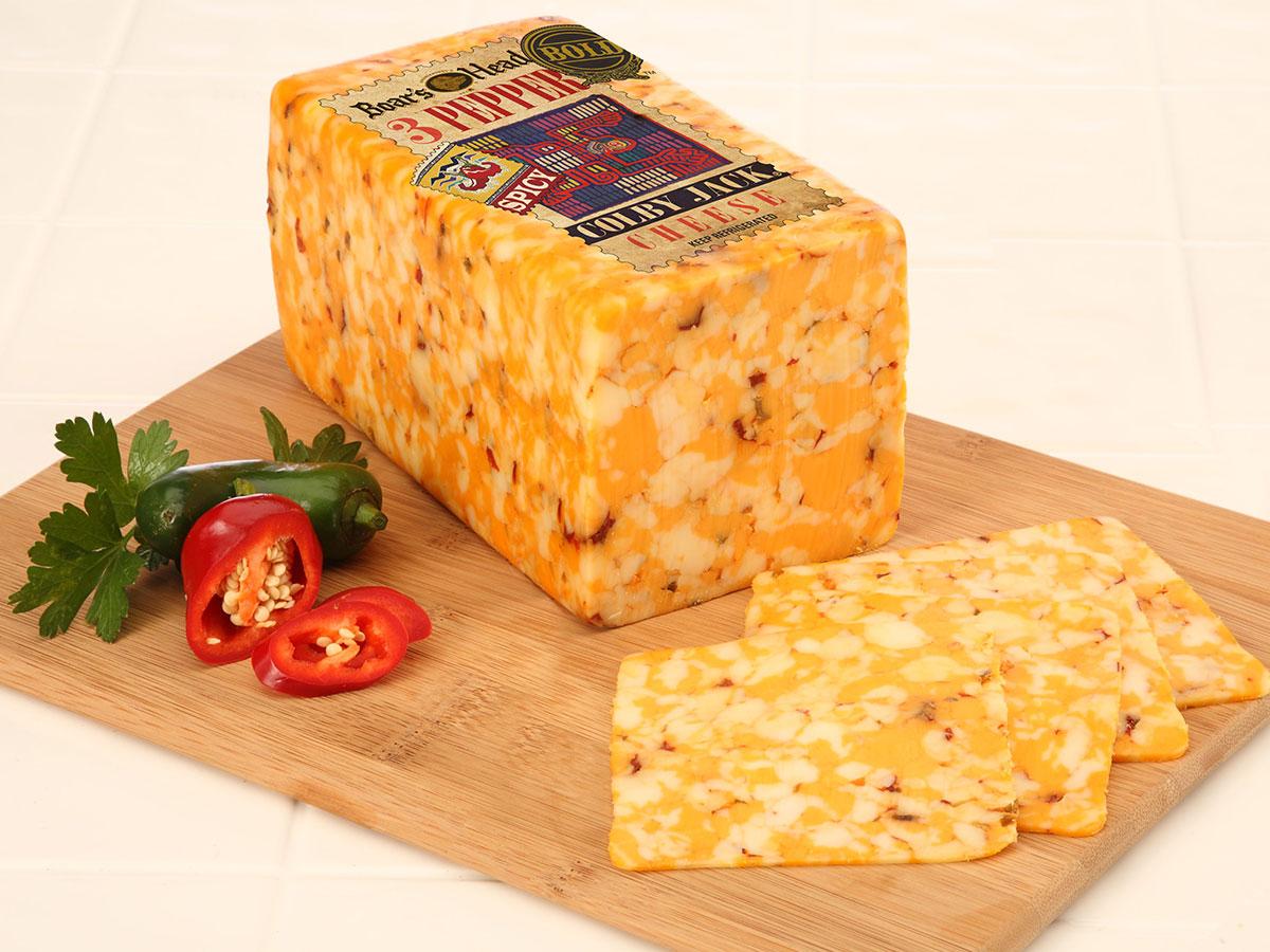 Boar's Head 3 Pepper Colby Cheese — ShopFair Supermarkets