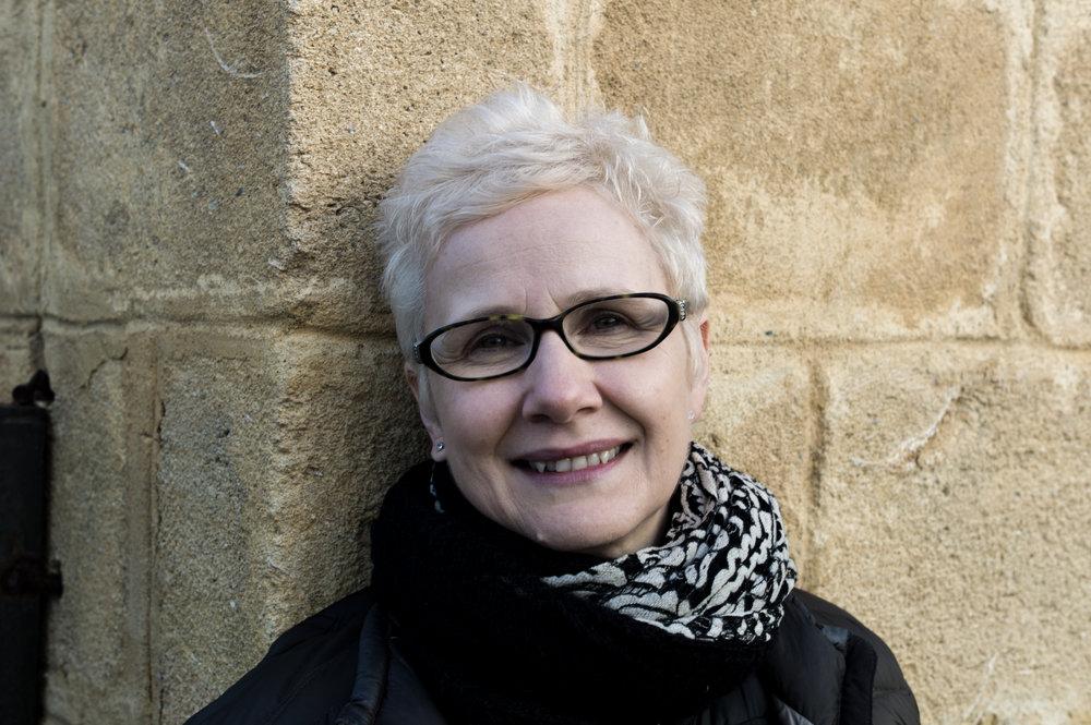 Professor Evelyn Ruppert: Goldsmiths, University of London