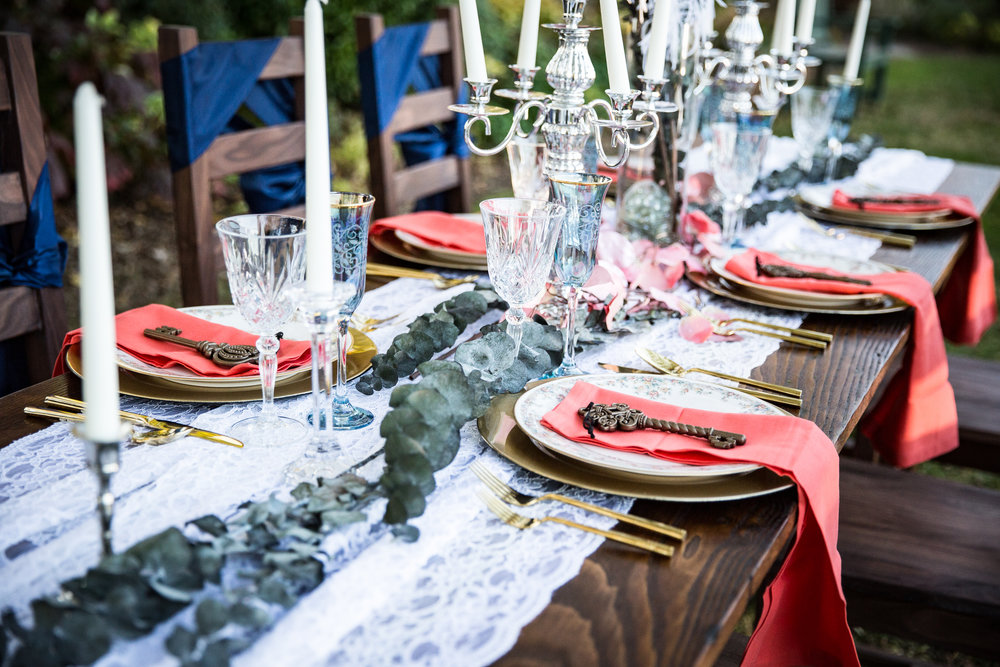 Decor Haus River Farm Strong Oaks Wedding