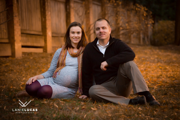 Fall Maternity Picture Aledo Texas