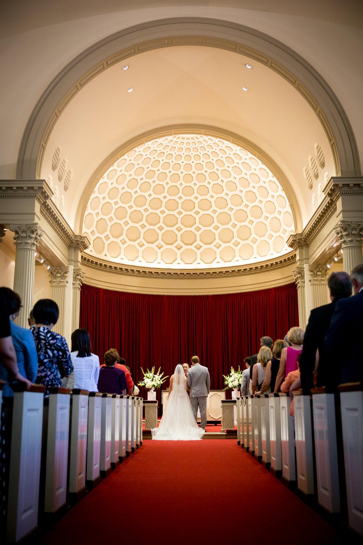 Traditional Wedding Ceremony Lanie Lucas Wedding Photography