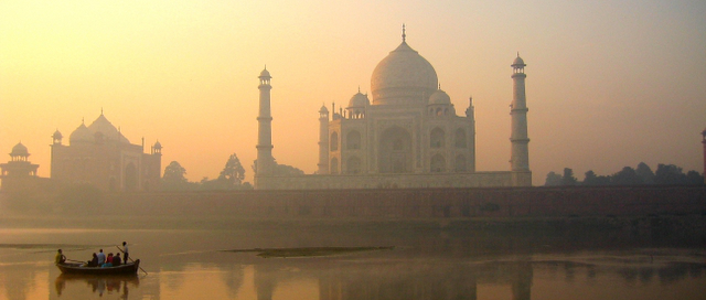 Real Engineering - Taj Mahal