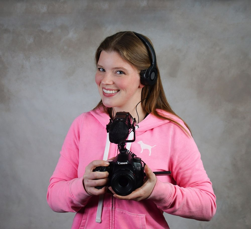 Katie Curtis - Videographer, Story Teller, Entrepreneur | Inspired Video Marketing>Howell, MI