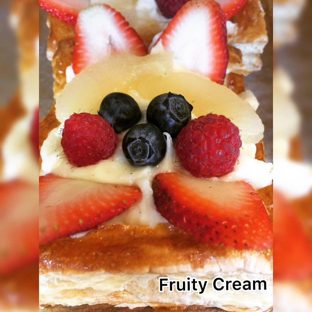 FRUITY#CREAM#PUFF