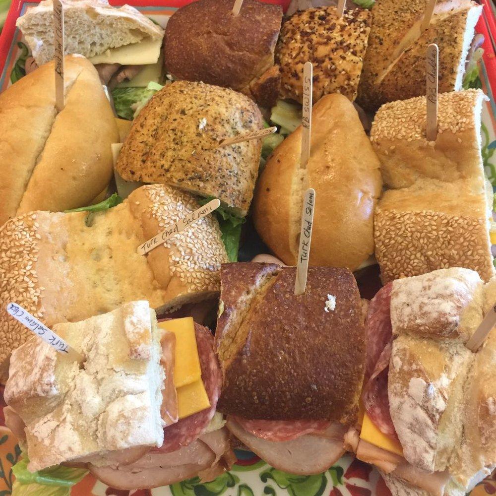 GOURMET#SANDWICHES# -