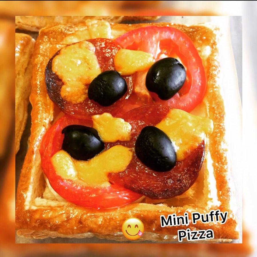 MINI#PUFFY#PIZZA