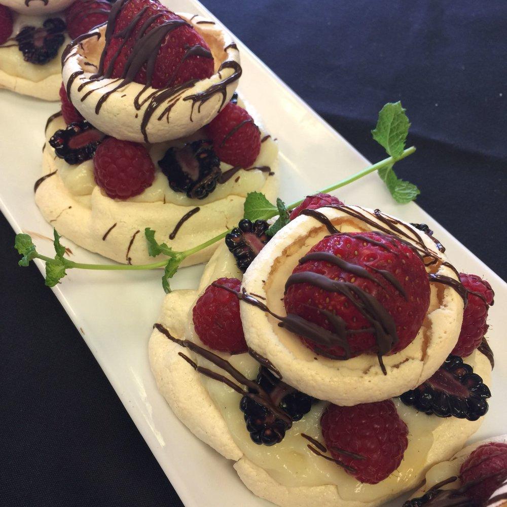 MERINGUE#FRUIT CAKE# -