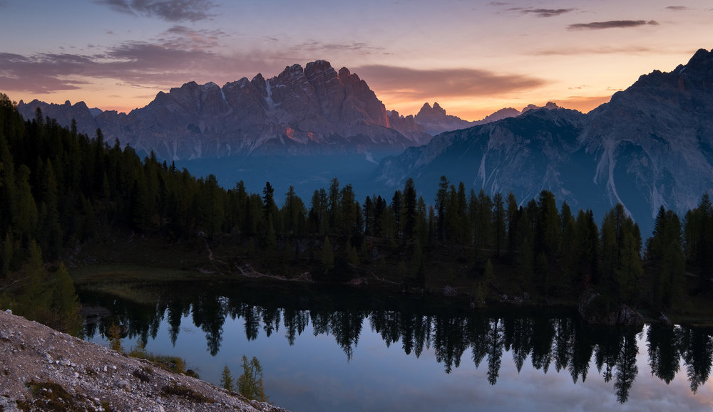 Croda da Lago Sunrise One_3.jpg