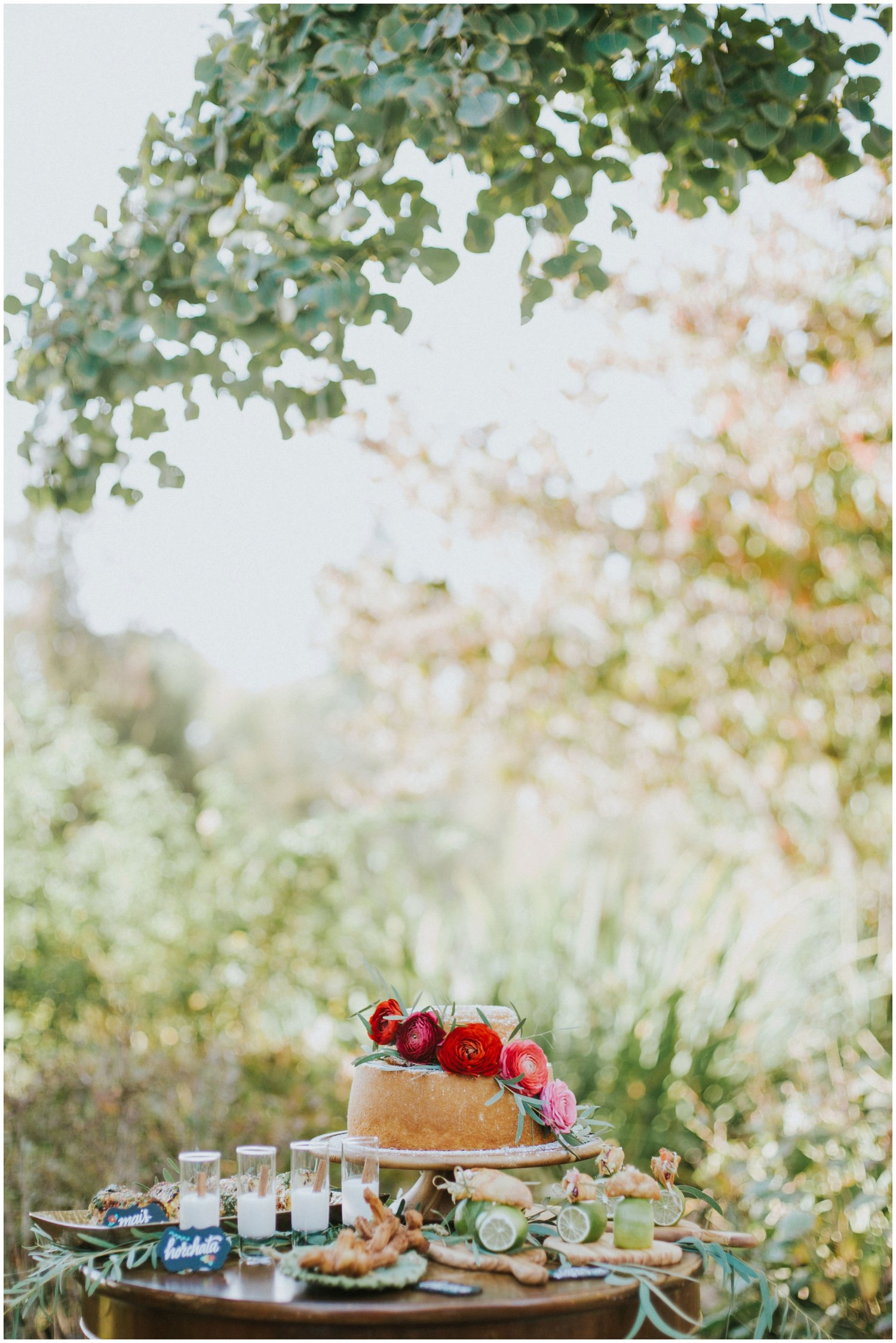 Fiesta Themed Bridal Portraits in Hillsboro, Oregon | Chanson + Lisa ...