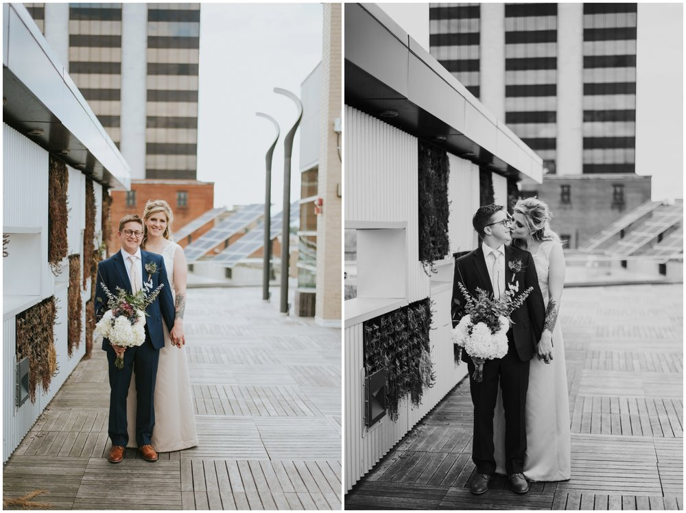 Downtown Roanoke Elopement  | www.riversandroadsphotography.com