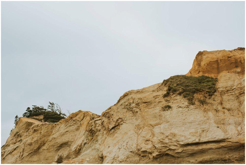 Sand Mountains at Cape Kiwanda | Oregon Wedding Photographer www.riversandroadsphotography.com