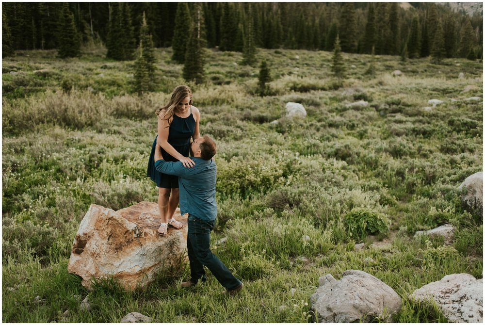 engagement photography Logan utah