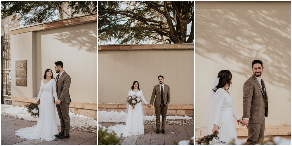 modern, indie couple, salt lake city temple portraits www.riversandroadsphotography.com