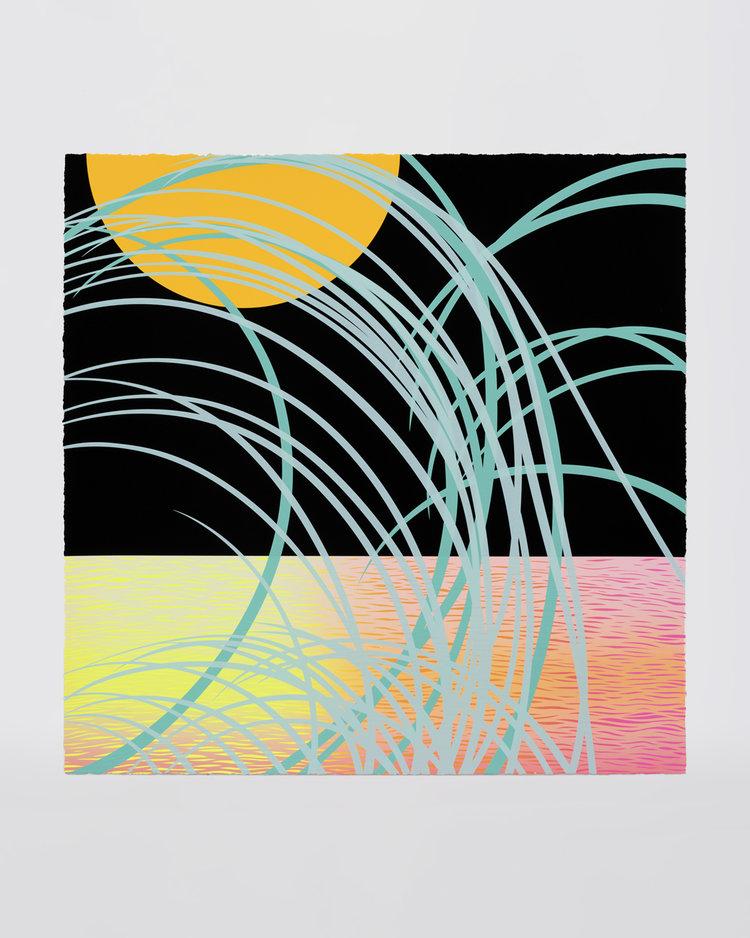 Sam Friedman<br><em>Beach Print 1</em><span>Sold Out</span>