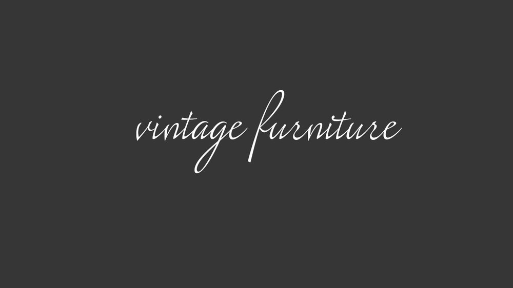 Vintage Furniture.jpg