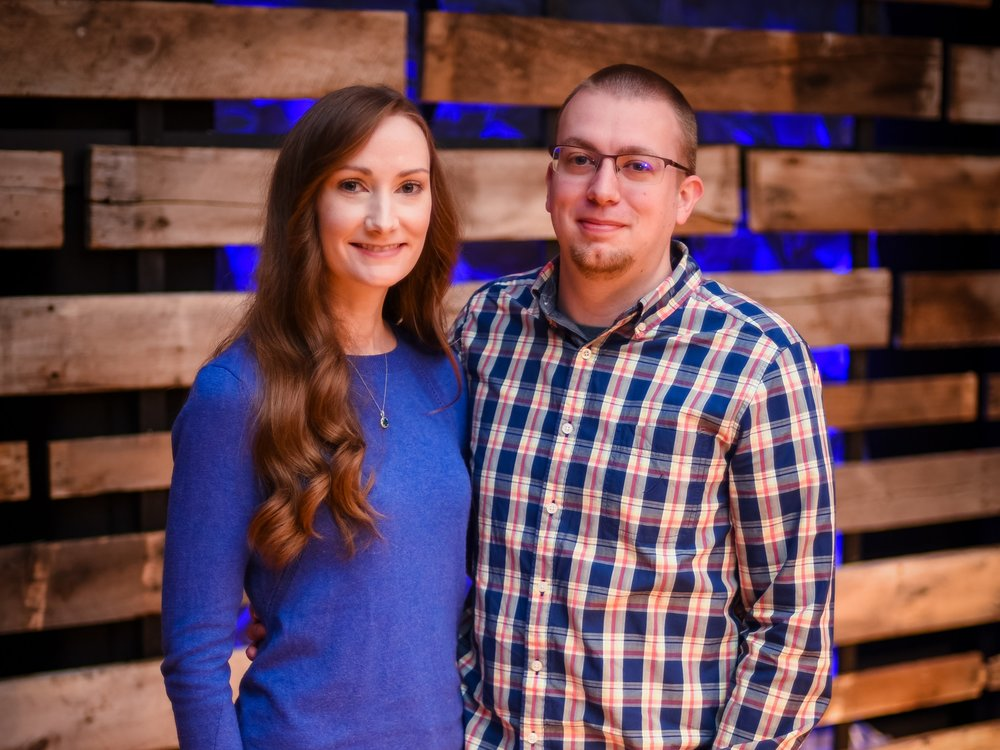 Chris and Lindsey Buckner    Chris serves as an elder and our CFO. Chris and Lindsey lead our finance team together. Chris is also a part of our worship leadership team.
