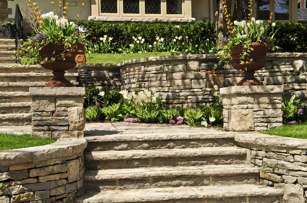 MASONRY, PAVERS AND STONE
