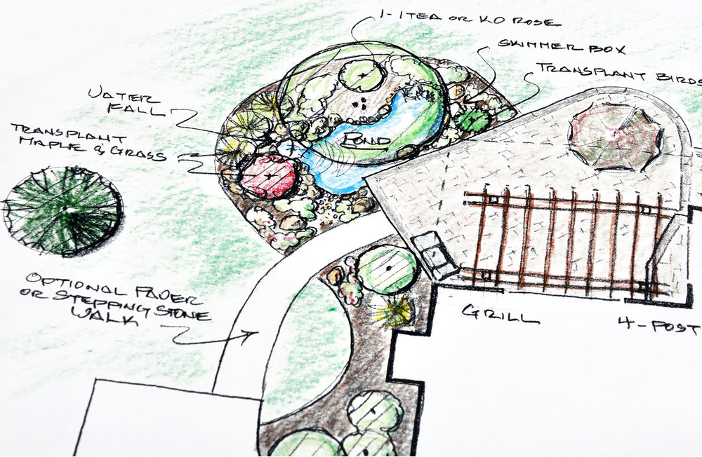 LANDSCAPE DESIGN AND ARCHITECTURE