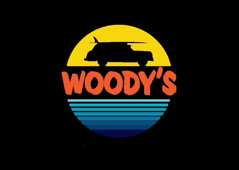 Woodys Logo