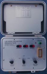 Projector Breakout Box